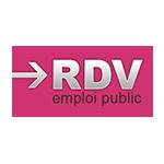 Logo RDV emploi public - Le rendez-vous emploi et mobilité des centres de gestion de la fonction publique territoriale